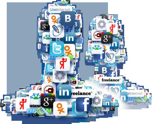 Социальные сети - раскрутка и продвижение (Instagramm, VK