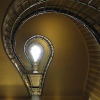 Фракталы - лестница