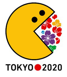 tokyo-olympics-2020-pacman-log