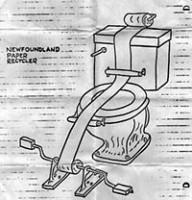 Туалетная механизация Грязные яйца