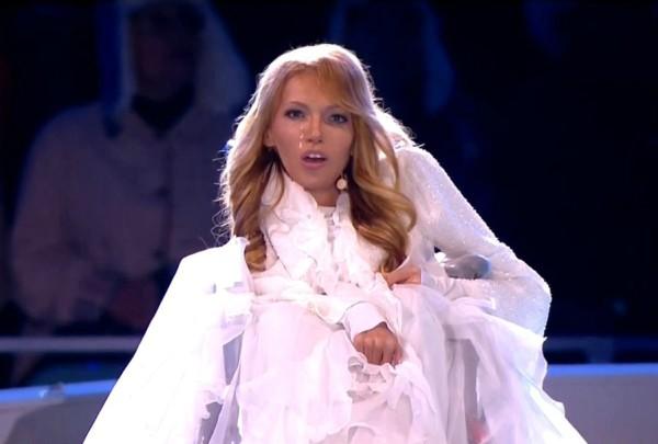 Выступление Юлии Самойловой на открытии Паралимпиады 2014 в Сочи